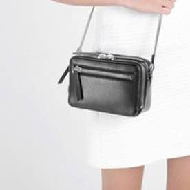 チャールズ & キース CHARLES & KEITH TrendySling BagZip (Black)