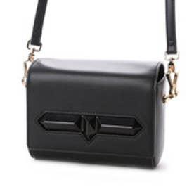 チャールズ & キース CHARLES & KEITH TrendySling BagMagnetic (Black)