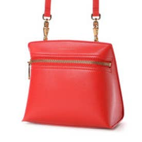 チャールズ & キース CHARLES & KEITH CasualSling BagZip (Red)