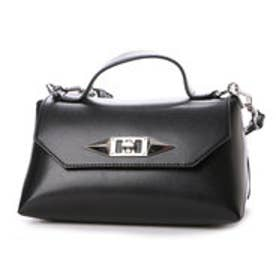 チャールズ & キース CHARLES & KEITH Sling Bag (Black)