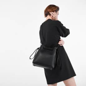 チャールズ & キース CHARLES & KEITH CasualShoulder BagMagnetic (Black)