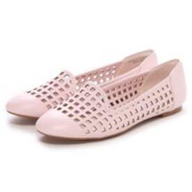 チャールズ & キース CHARLES & KEITH Loafer(Pink)