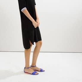 チャールズ & キース CHARLES & KEITH Ankle Strap(Blue)