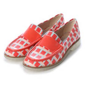チャールズ & キース CHARLES & KEITH Loafer(Red)