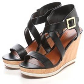 チャールズ & キース CHARLES & KEITH Sandals(Black)