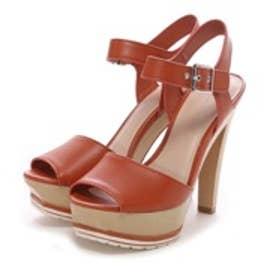 チャールズ & キース CHARLES & KEITH Sandals(Brown)
