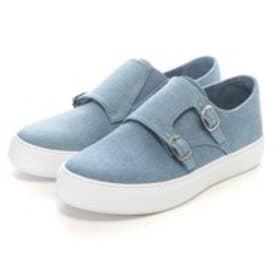 チャールズ & キース CHARLES & KEITH Sneakers(Blue)