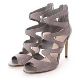 チャールズ & キース CHARLES & KEITH Open Toe Sandals (Grey)