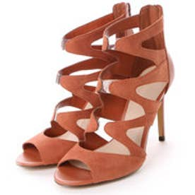 チャールズ & キース CHARLES & KEITH Open Toe Sandals (Cognac)