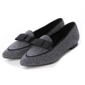 チャールズ & キース CHARLES & KEITH Covered Loafer (Grey)