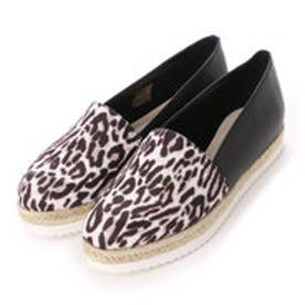 チャールズ & キース CHARLES & KEITH Covered Slip On (Multi)