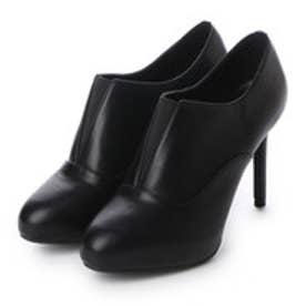チャールズ & キース CHARLES & KEITH BootsCoveredBootie Heels (Black)