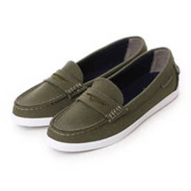コール ハーン COLE HAAN NANTUCKET LOAFER (DSTY OLIVE CA)