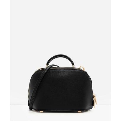 トップハンドルジップバッグ / TOP HANDLE ZIP BAG(Black)