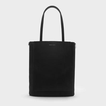 クラシカルトートバッグ / CLASSICAL TOTE BAG (Black)