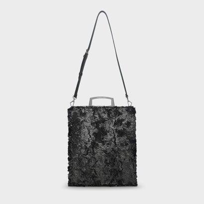 ファーリートートバッグ / FURRY TOTE BAG (Black)