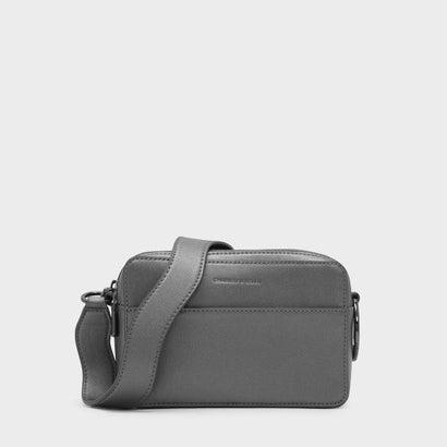 ベーシッククロスボディバッグ / BASIC CROSSBODY BAG (Pewter)