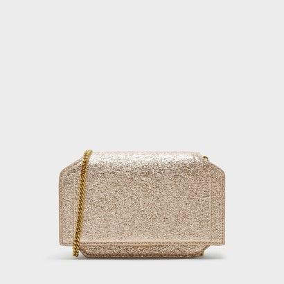 ドレッシーチェーンクラッチバッグ / DRESSY CHAIN CLUTCH BAG (Rose Gold)
