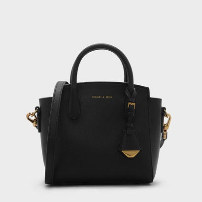 トラペーズトートバッグ / TRAPEZE TOTE BAG (Black)