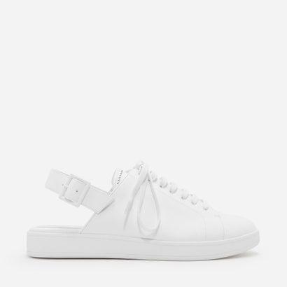 スリングバックスニーカー / SLINGBACK SNEAKERS (White)