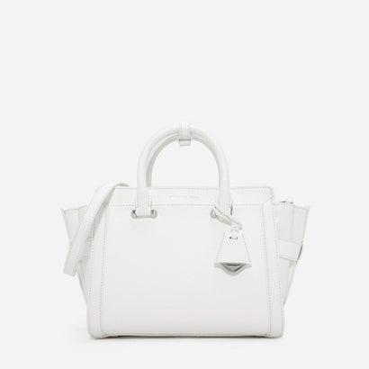 ストラクチャードトラペーズバッグ / STRUCTURED TRAPEZE BAG (White)