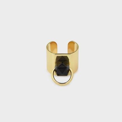 ストーンリング / STONE RING (Gold)