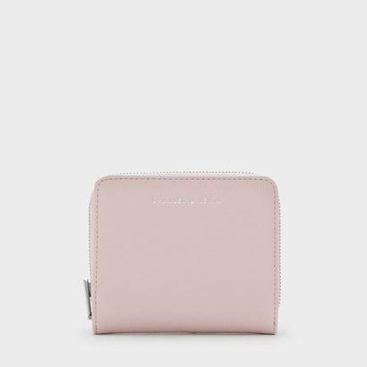 ミニテクスチャードウォレット / MINI TEXTURED WALLET (Pink)