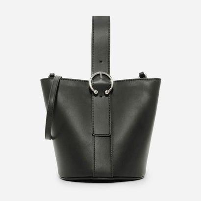 オーバーサイズバックルバッグ / OVERSIZED BUCKLE BAG (Grey)
