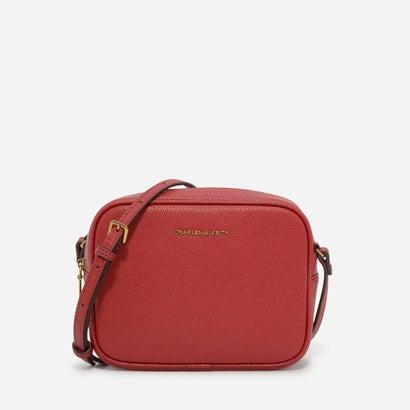 カーブボクシースリングバッグ / CURVED BOXY SLING BAG (Red)