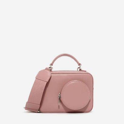 サーキュラーディテールスリングバッグ / CIRCULAR DETAIL SLING BAG (Pink)
