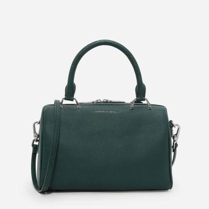 ダブルジップボーリングバッグ / DOUBLE ZIP BOWLING BAG (Green)