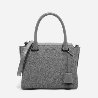ベーシックトラペーズバッグ / BASIC TRAPEZE BAG (Grey)