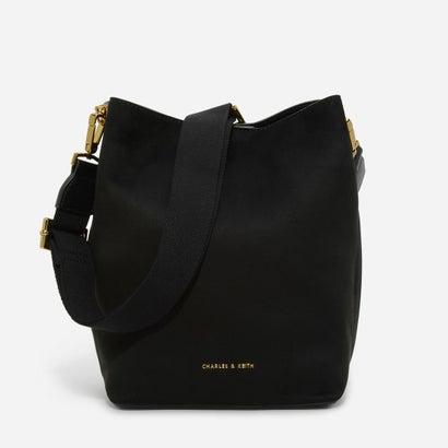 ソフトバケツスリングバッグ / SOFT BUCKET SLING BAG (Black)