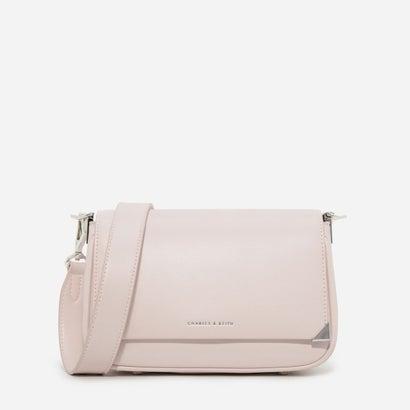 メタルチップスリングバッグ / METALLIC TIP SLING BAG (Light Pink)