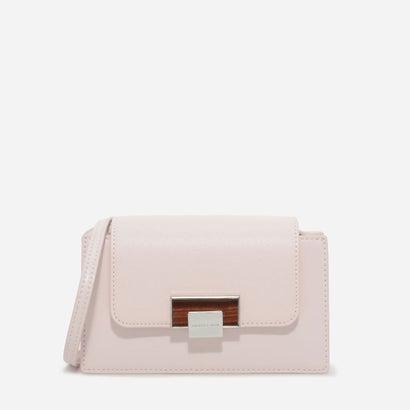 ストーンバックルスリングバッグ / STONE BUCKLE SLING BAG (Light Pink)