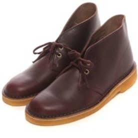 クラークス Clarks Desert Boot / デザートブーツ (ワインレザー)