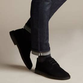 クラークス Clarks Desert London Black Sde (ブラック)