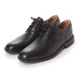 クラークス Clarks Unbizley PlainBlack Leather (ブラック)