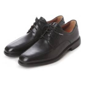 クラークス Clarks Unbizley View Black Leather (ブラック)