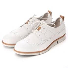 クラークス Clarks Trigen Limit  White Leather  / トライジェンリミット(ホワイト)