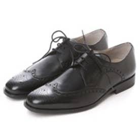 クラークス Clarks Amieson Limit Black Leather (ブラック)