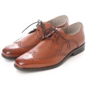 クラークス Clarks Amieson Limit Tan Leather (ブラウン)