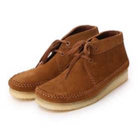 クラークス Clarks Weaver Boot / ウィーバーブーツ (ブラウン)