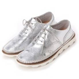 クラークス Clarks Damara Rose   Silver Metallic (シルバー)