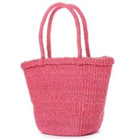 クーコ COOCO アパカミニトートバッグ (ピンク)