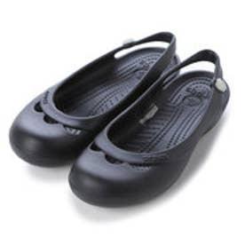 クロックス crocs バックストラップシューズ 11851 (ブラック)