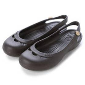 クロックス crocs バックストラップシューズ 11851 (エスプレッソ)