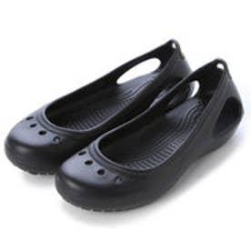 クロックス crocs フラットシューズ 11215 (ブラック)
