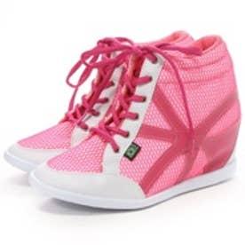 マズ ブラジル MAZ Brasil Heel(White / Pink / Pink )