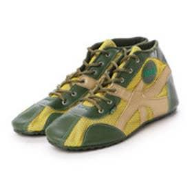 マズ ブラジル MAZ Brasil Boot(Green/Yellow/Silver)